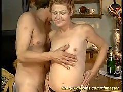 Sexy Horny Mom
