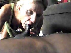 Home Made Video Of White MILF Taking Anal Black Cock