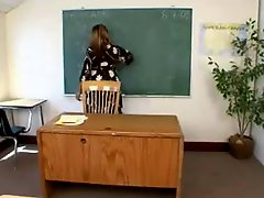 Big Black Booty Teacher Girl