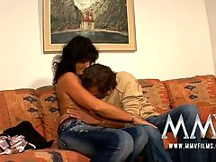 Mmv Films Horny German Amateur Mature Couple