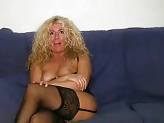 Spanish MILF And Young Couple
