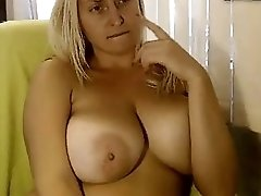 Big Tits And Ass Play On Webcam
