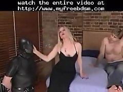 Cuckoldress 2 BDSM Bondage Slave Femdom Domination