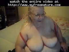Shes Showing Off Her Tits Mature Mature Porn Granny Old