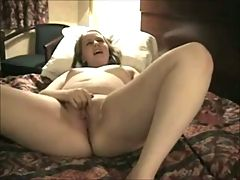 Horny Fat Chubby Teen Cant Stop Masturbating Her Pussy