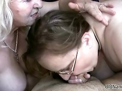 Nasty Mature Whore Goes Crazy Sucking On A Dick By Oldn
