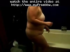 Amatuer BBW Blonde In Shower BBW Fat Bbbw Sbbw Bbws BBW
