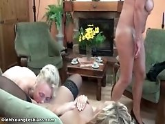 Young Busty Lesbian Girl Gets Her Pussy Sucked And Lick