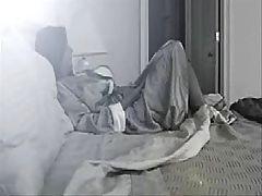 Good Idea To Place Hidden Cam In MILF Bedroom