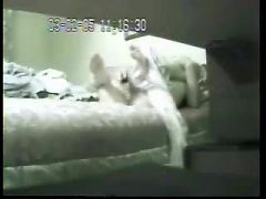 My Mom On Bed Using Big Dildo Caught By Hidden Cam