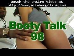 Booty Talk 98 Black Ebony Cumshots Ebony Swallow Interr