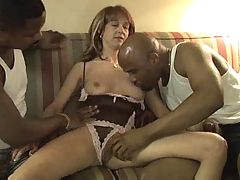 Sexy Redhead Wife Loves That Big Black Cock 2 Eln