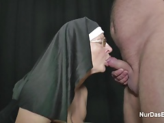 German Granny MILF Make Porn Casting For Money For Church