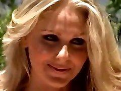 Hot Blonde Cougar Legend Banging