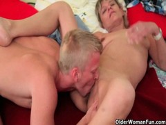 Blow Your Load On Mom S Face