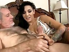 Lovely Brunette Teen Fucked By Old Man By Blondelover