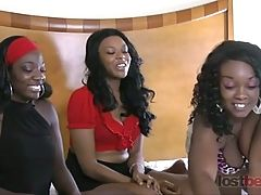 Strip Memory With Amani Tiana And Alicia P1