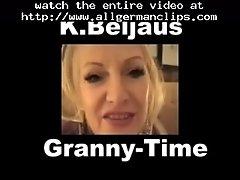 Granny Time Vol 9 German Ggg Spritzen Goo G