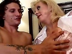 Hot Blonde Mature Cougar Diane