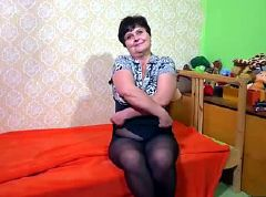 Granny In Love